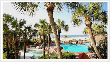 Deluxe And Affordable Holiday Inn Oceanfront Hilton Head Sc